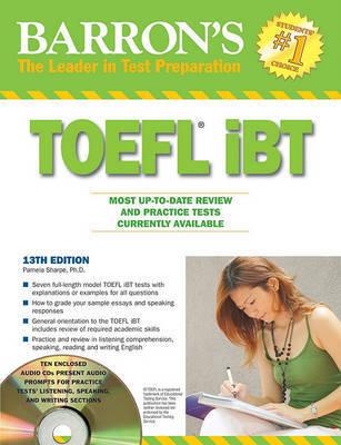 TOEFL IBT by Pam Sharpe