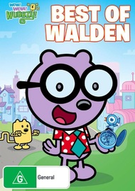 Wubbzy: Best of Walden on DVD image