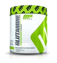 MusclePharm Glutamine - Unflavoured (60 servings)