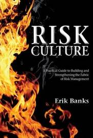Risk Culture by E. Banks