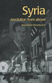 Syria by Raymond A. Hinnebusch image