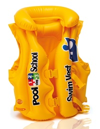 Intex: Pool School Step 2 - Deluxe Swim Vest
