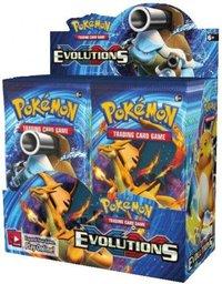 Pokemon TCG Evolutions Booster Box