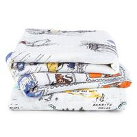 Aden+Anais: Disney Baby Musy - Winnie The Pooh (3 Pack Muslin Squares) image