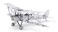 Metal Earth: DH:82 Tiger Moth - Model Kit