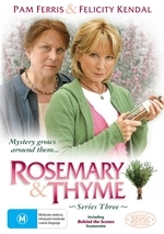 Rosemary And Thyme - Series 3: Special Edition (3 Disc Set) on DVD