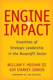 Engine of Impact by William F Meehan