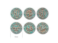 Tabletop-Art: Ancestral Ruins - Symbols Set #1