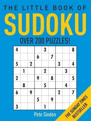 The Little Book of Sudoku by Pete Sinden image