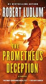 The Prometheus Deception by Robert Ludlum image