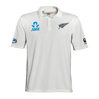 NZ Blackcaps Mens Replica Test Shirt (3XL)