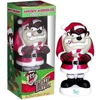 Looney Tunes: Tazzie Devil - Christmas Wacky Wobbler Vinyl Figure