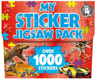 My Ultimate Sticker Jigsaw Pack image