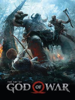The Art Of God Of War by SONY COMPUTER ENTERTAINMENT image