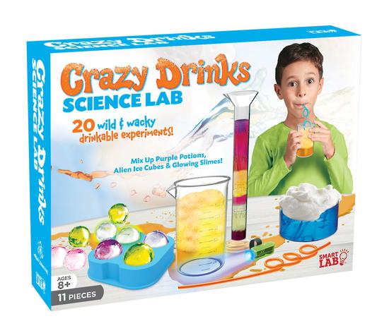 SmartLab: Crazy Drinks Science Lab - Science Kit