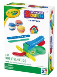 Crayola: Dough Activity Set - Craft Set