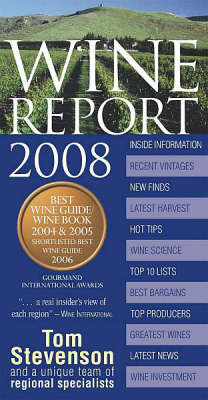 Wine Report: 2008 by Tom Stevenson image