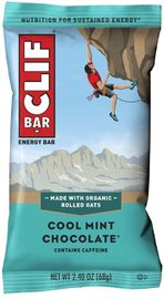 Clif Bar - Cool Mint Chocolate (Box of 12) image