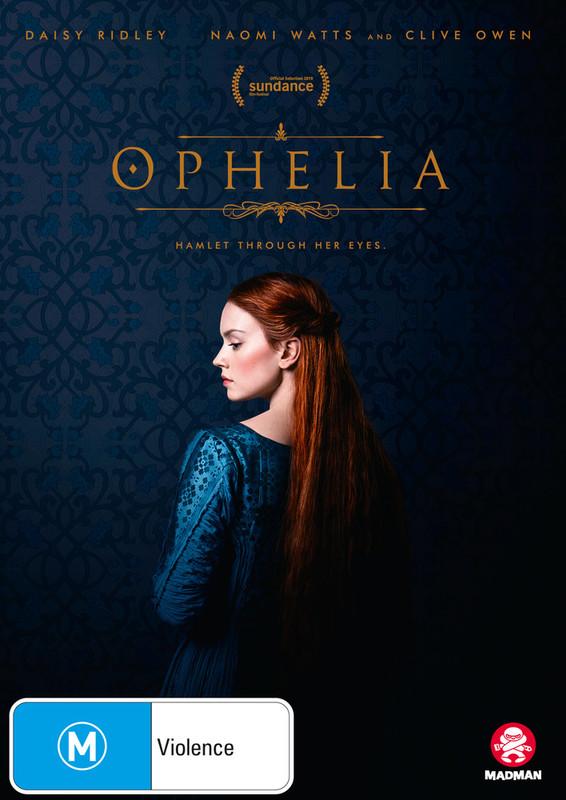 Ophelia on DVD