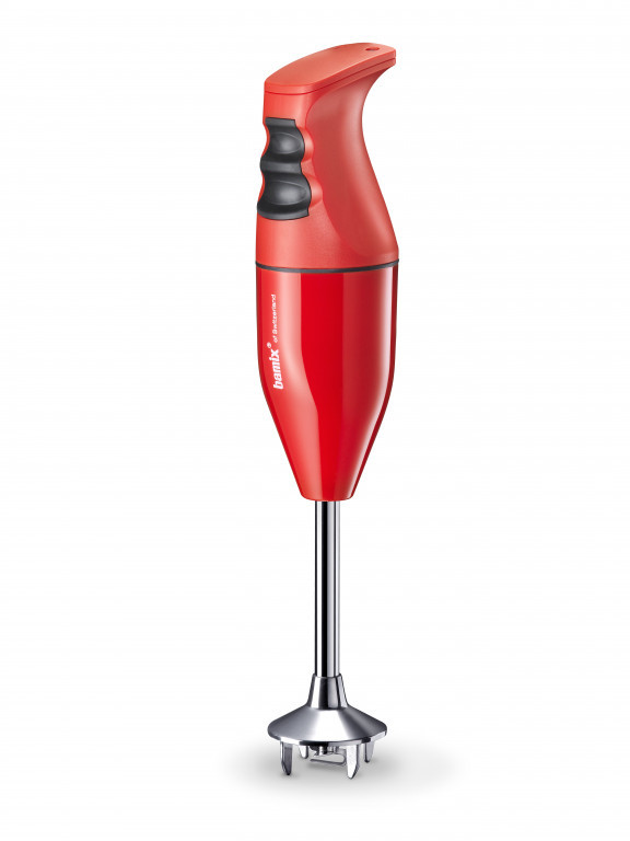 Bamix: Classic Stick Blender (140W) - Red