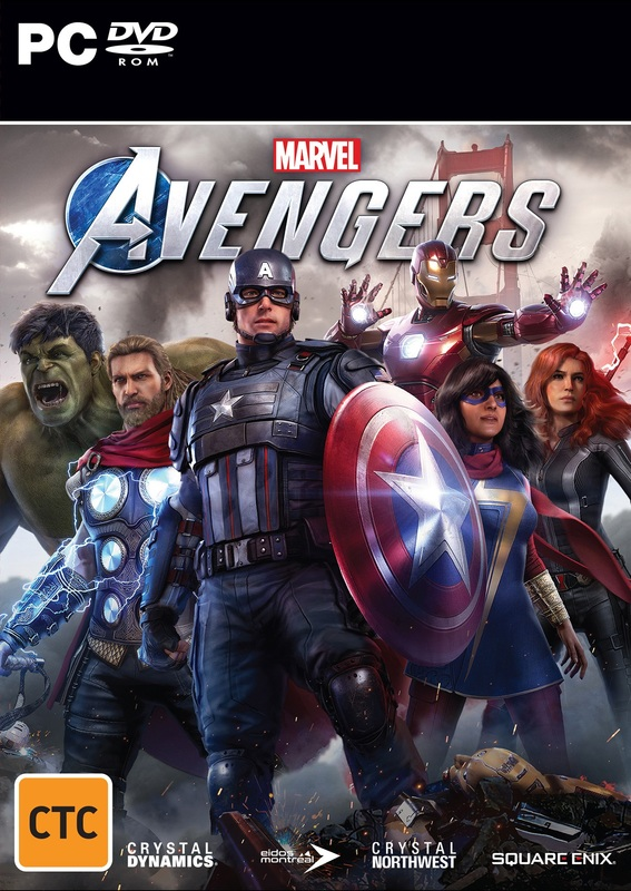 Marvel's Avengers for PC