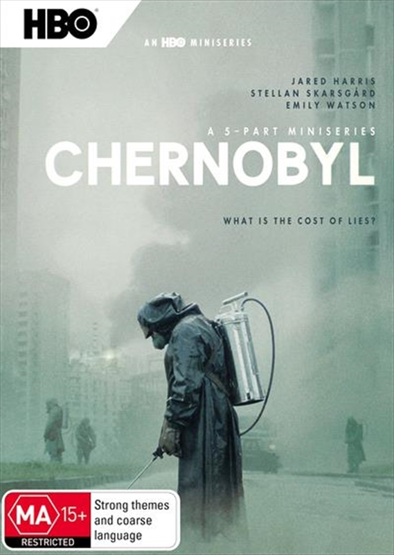 Chernobyl on DVD