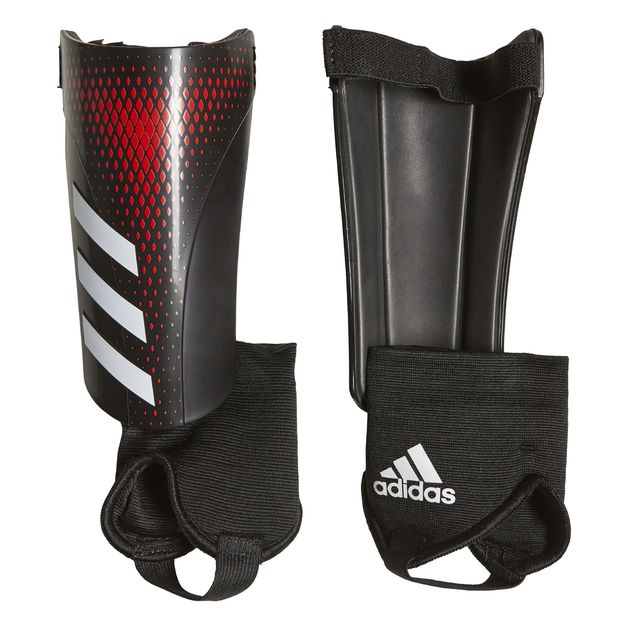 Adidas: Predator 20 - Junior Match Shin Guards (Large)