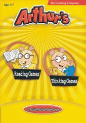 Arthur 2 Pack (Thinking & Reading) for PC Games