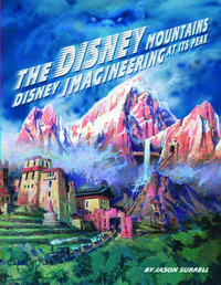 The Disney Mountains by Jason Surrell image