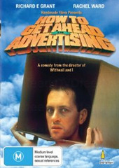 How to Get Ahead in Advertising on DVD