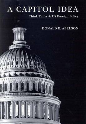 A Capitol Idea by Donald E. Abelson image
