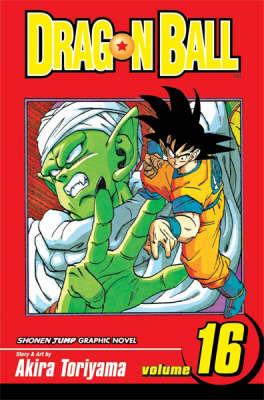 Dragon Ball: v. 16 by Akira Toriyama