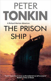 The Prison Ship by Peter Tonkin image