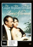 Love In The Afternoon DVD