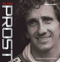 Alain Prost- Mclaren by Maurice Hamilton