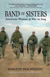 Band of Sisters by Kirsten Holmstedt image