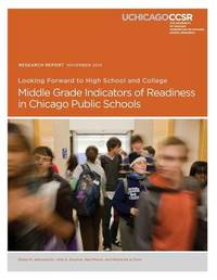 Looking Forward to High School and College by Elaine Allensworth