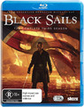 Black Sails - The Complete Third Season on Blu-ray