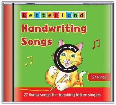 Handwriting Songs by Lyn Wendon image