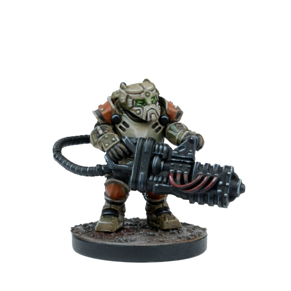Deadzone Forge Father Steel Warriors image