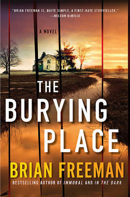 The Burying Place by Brian Freeman, MD image