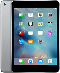 iPad mini 4 Wi-Fi 128GB (Space Grey)