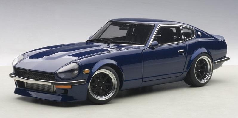 Autoart: 1/18 Nissan Wangan Midnight Devil Z - Diecast Model image