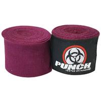 Punch: Urban Hand Wraps - 400cm (Purple) image