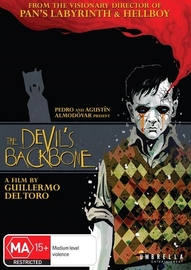 The Devil's Backbone on DVD