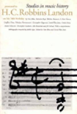 Studies in Music History image