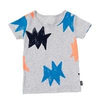 Bonds Short Sleeve Standard T-Shirt - Fluro Zapstar (3-6 Months)