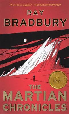 The Martian Chronicles by Ray D Bradbury image