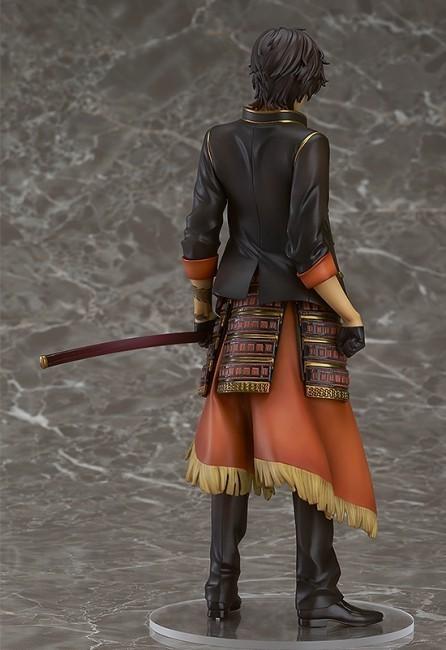 Touken Ranbu -ONLINE- Okurikara Figure (1/8) image
