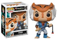 Thundercats - Tygra Pop! Vinyl Figure